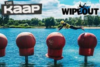den originalen WIPEOUT Parkour in Holland